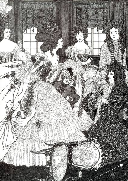 The Battle of the Beaux and the Belles